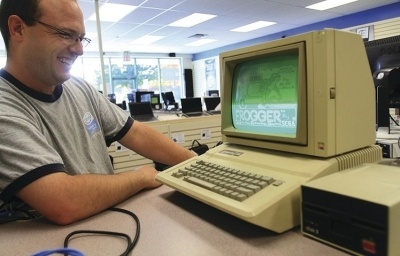 One of my first computers