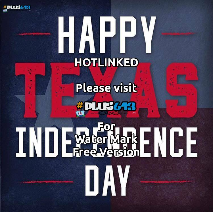 181 years ago today, Texas declared its independence