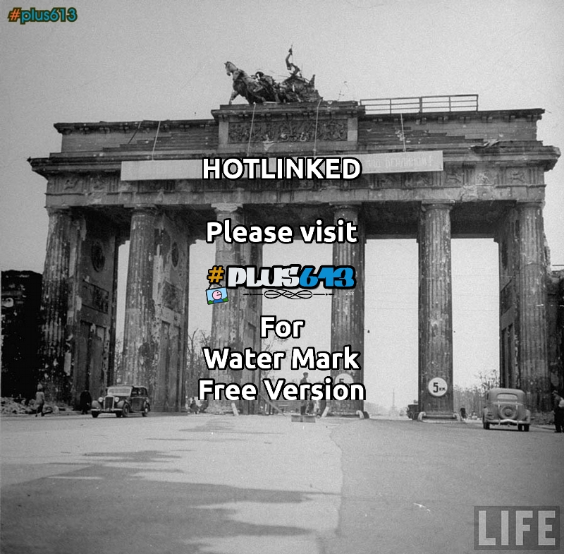 Defeated Berlin