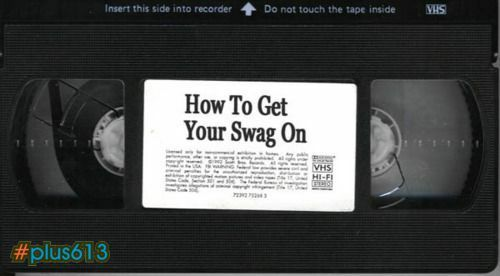 found in fossil's vhs tape collection...
