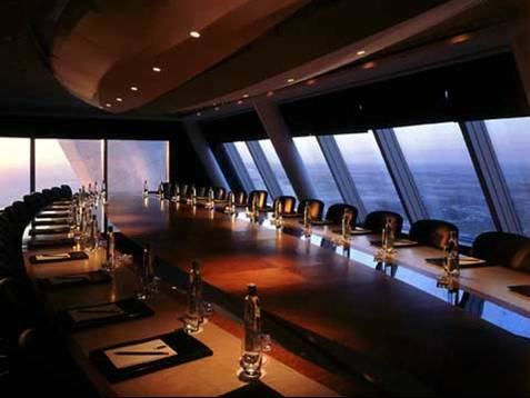 Damn sweet meeting room