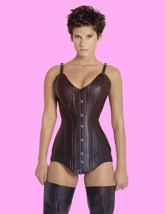 Chicks in corsets make me happy.