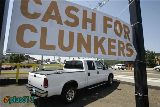 cash for clunkers quick demise
