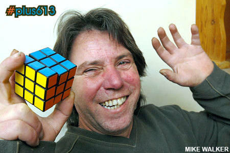 Man solves Rubix Cube after 26 years of trying - Life well spent!