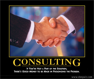 Consulting ...
