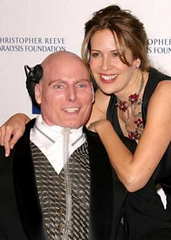 Together again - Dana Reeve Passes Away