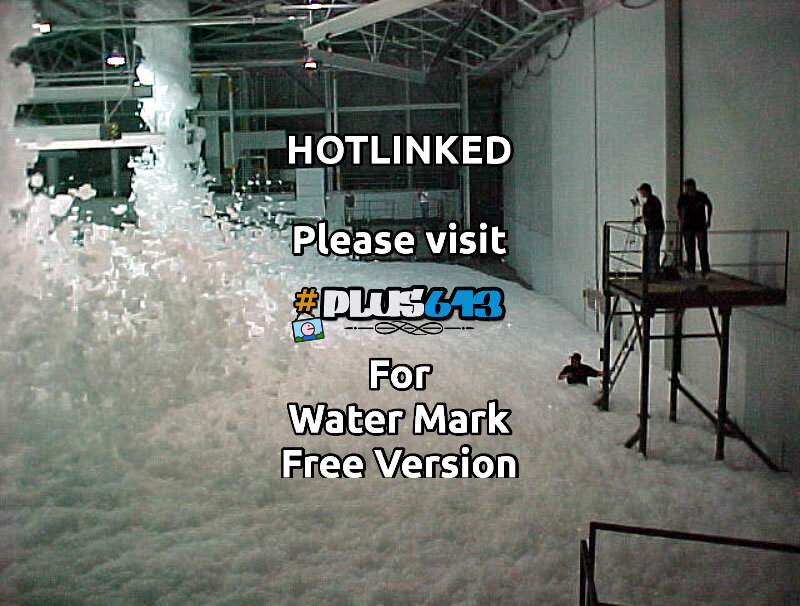 There's no place like foam...