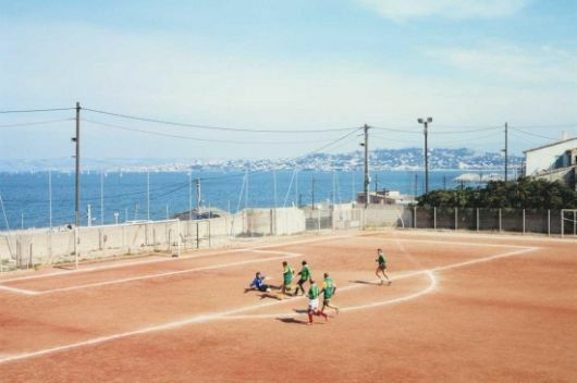 Football playgrounds: France