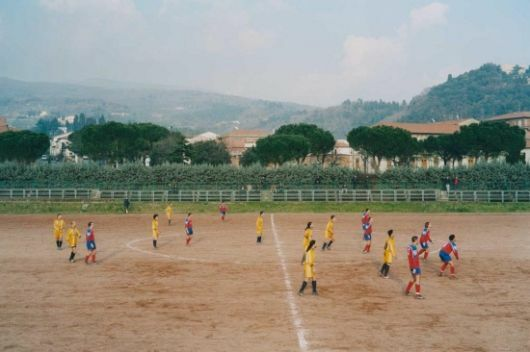 Football playgrounds: Italy 2