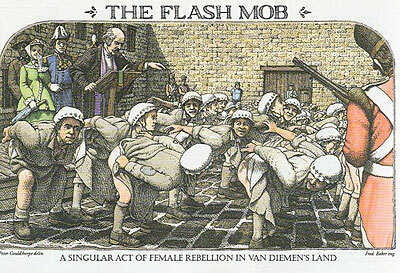 The Original Flash Mob