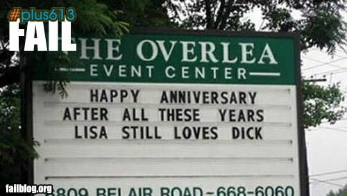 Happy Anniversary You Guys!