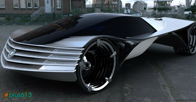 Cadillac's World Thorium Fuel Concept