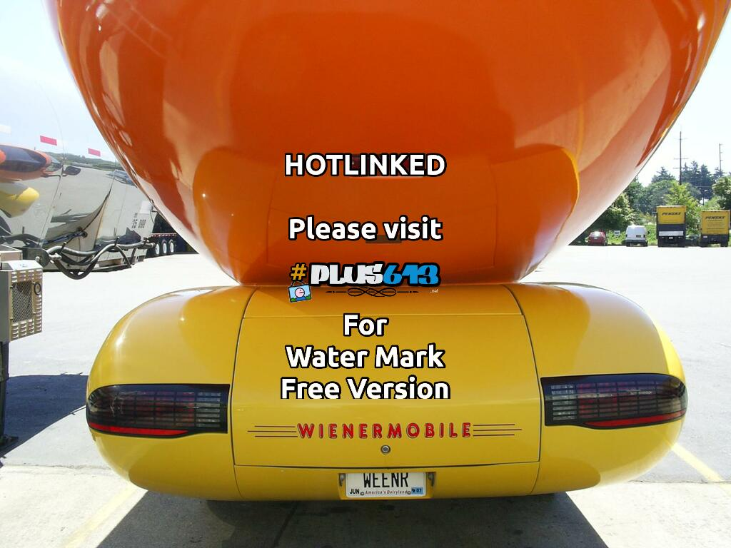 oh I wish I were an oscar meyer  wienermobile driver...