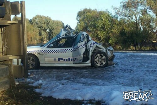 Owned cop car 2