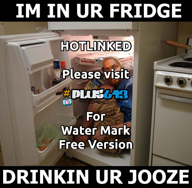 ngh in the fridge