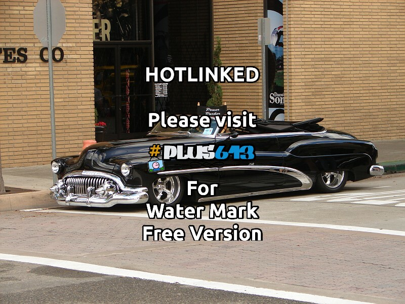 From a Buick Eight II