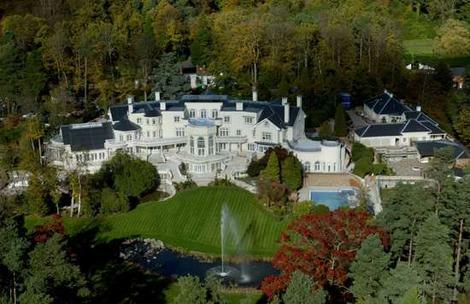The world's most expensive house
