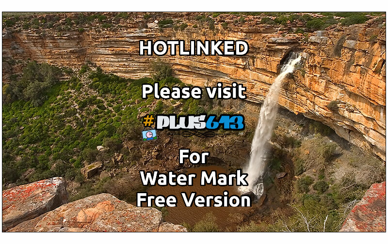 Nieuwouldtville Waterfall S. AFRICA