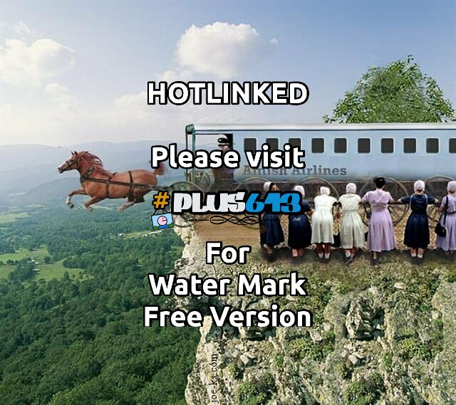 Amish Airlines...