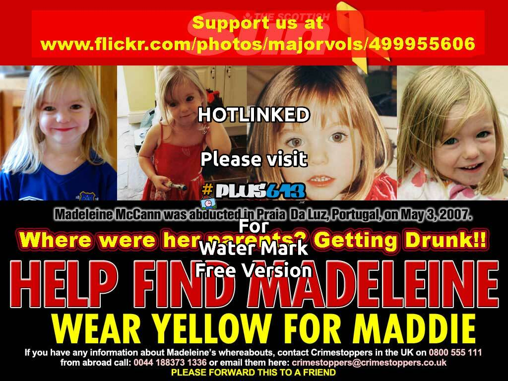 Help find Maddie (Better parents)