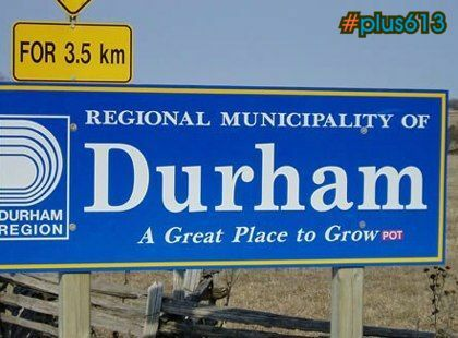 A big thumbs up for Durham