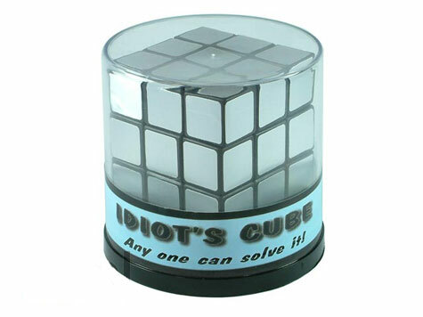 rubiks cube for idiots