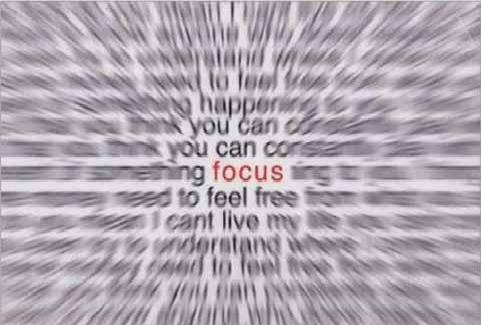 can u focus?