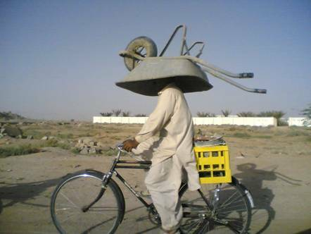 Safety first, always wear your helmet