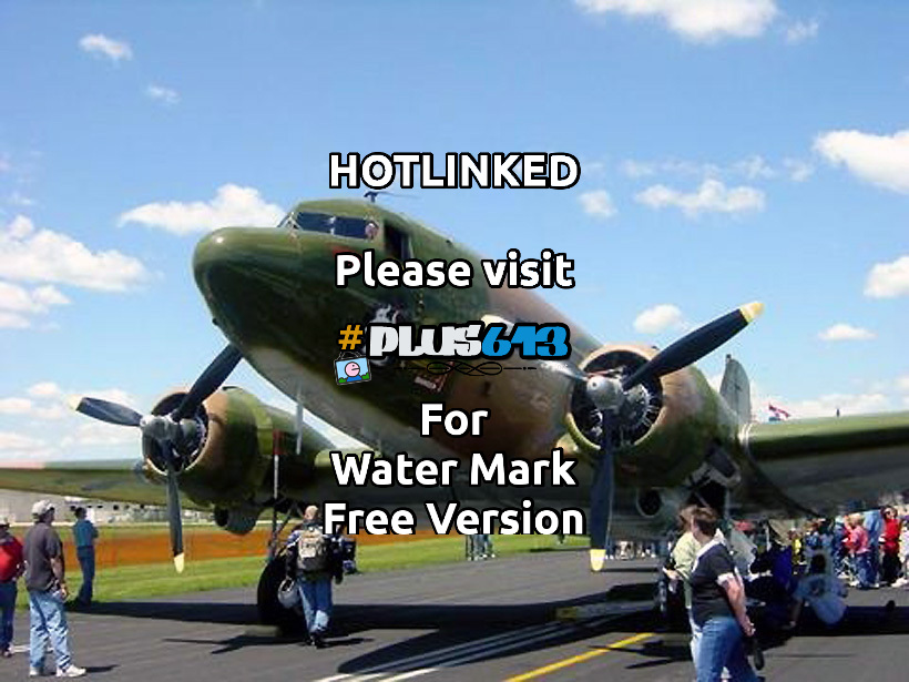 C47 at Local Wisconsin AirShow