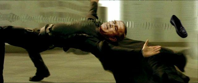Matrix - George Bush style