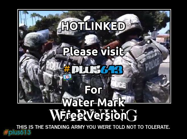 Police State.... 9/11.... get it.....