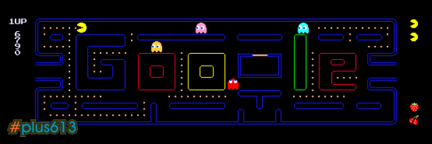 Happy 30th birthday Pac Man