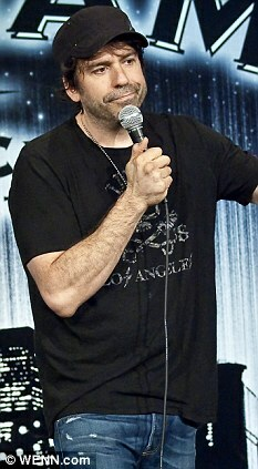 Comedian Greg Giraldo, 44, dies after 'accidental overdose of prescription drugs