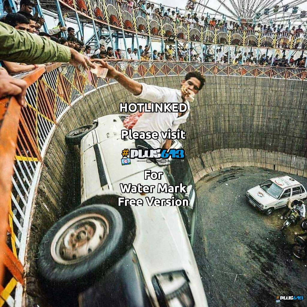 Payday on the Wall of Death