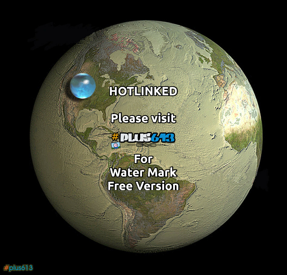 All the water on the planet visualized