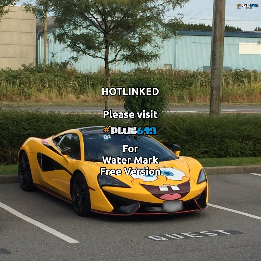 Spongebob McLarenpants