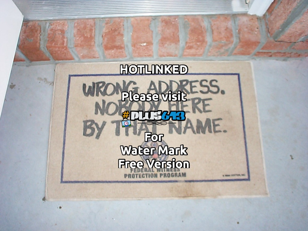 My Favorite Door Mat