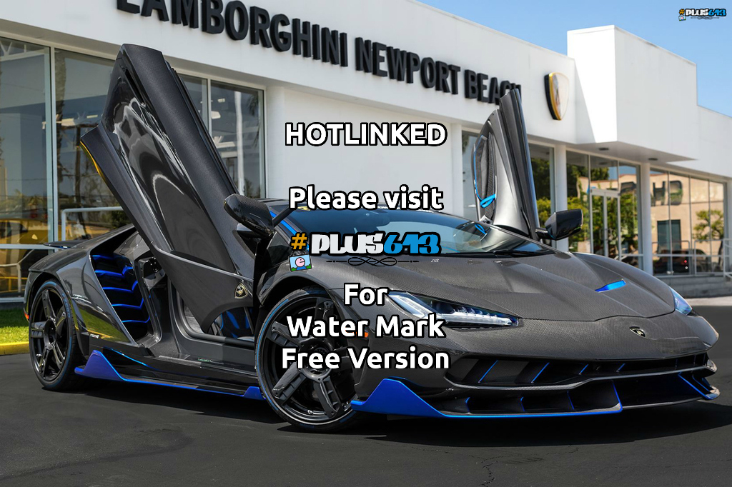Free lamborghinis for everyone