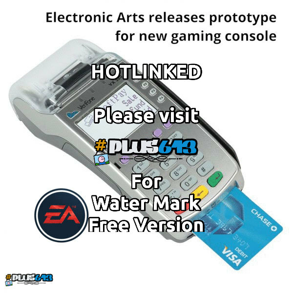 Electronic Arts' new gaming console