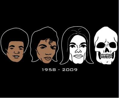 the stages of mj