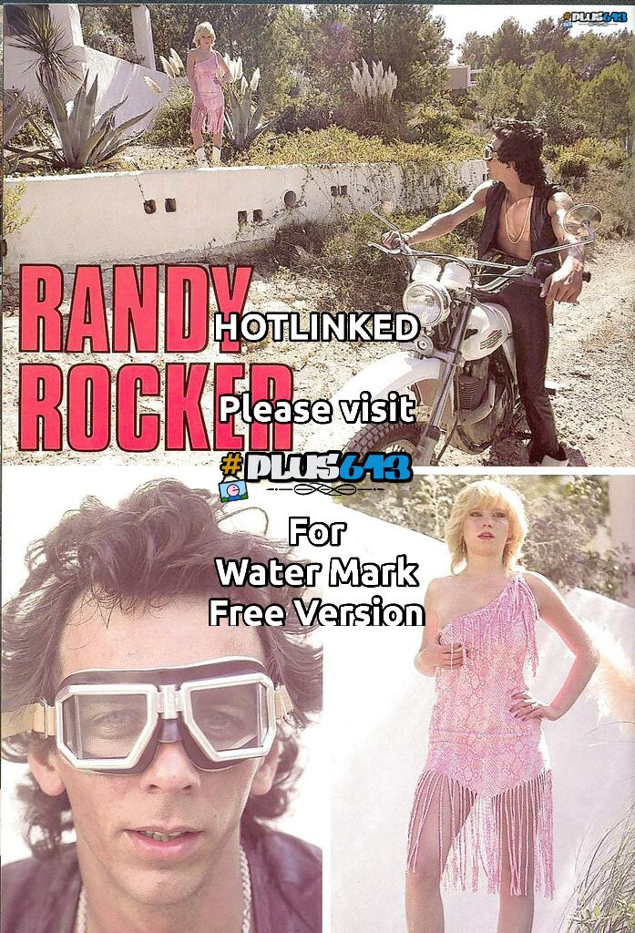 Randy the Rocker - What a wank.............