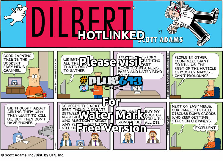 dilbert is the best