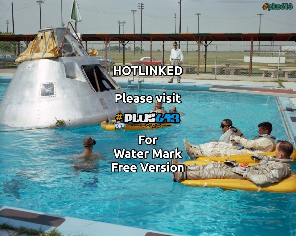 Nasa pool party