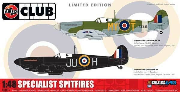 Airfix Spitfire Collectors Edition