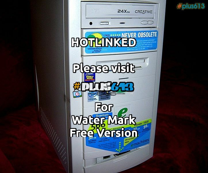 The old Plus613 server...