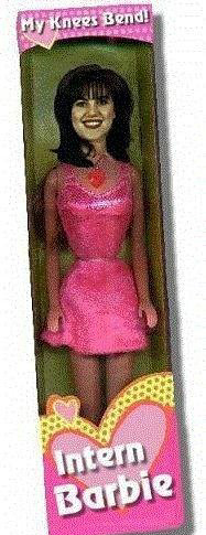 Intern Barbie Action Figure