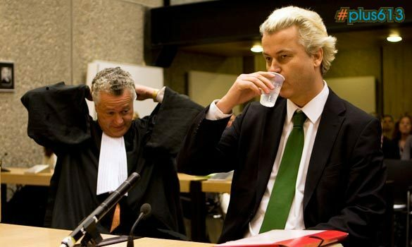Political Correctness on Trial in the Netherlands
